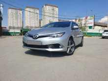 Якутск Toyota Auris 2015