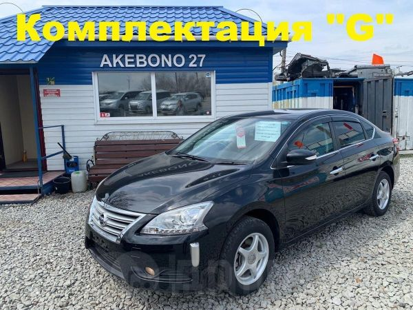Nissan Sylphy, 2013 год, 720 000 руб.