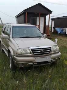 Красноярск Grand Escudo 2001