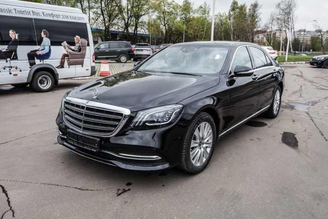 Mercedes-Benz S-Class, 2018 год, 6 526 134 руб.