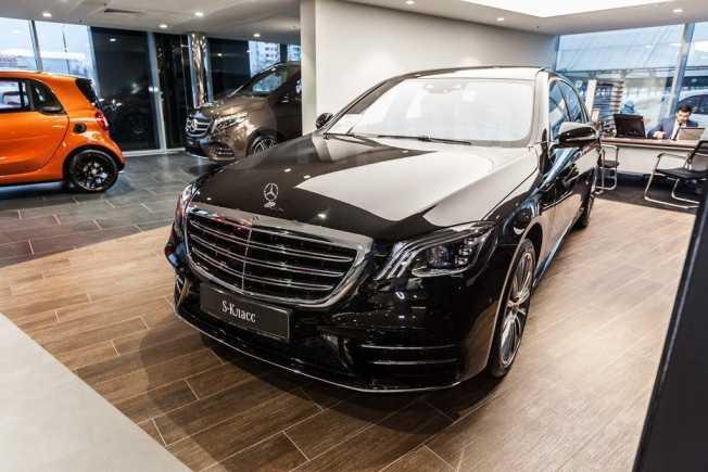 Mercedes-Benz S-Class, 2018 год, 10 062 147 руб.