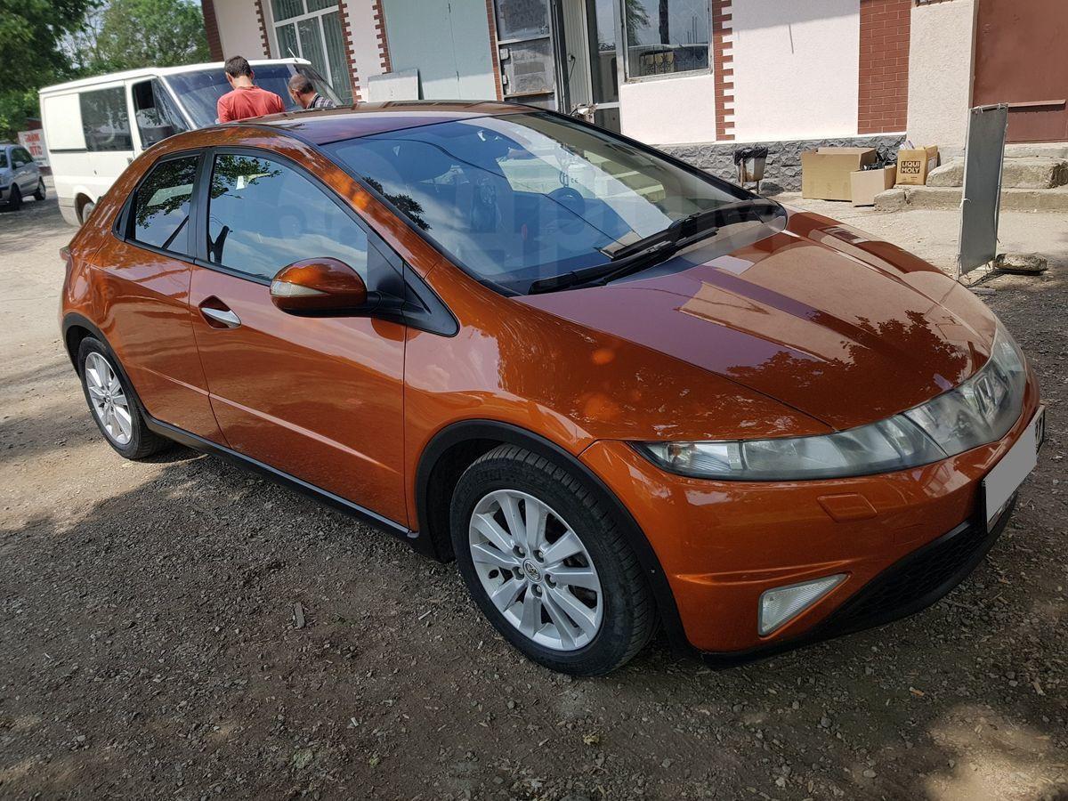 Продажа Хонда Цивик 2008 в Джанкое, Продам хонда цивик 5д ...  Хонда Цивик 1998 Хэтчбек