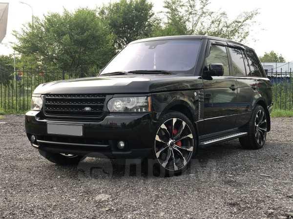 Land Rover Range Rover, 2010 год, 2 255 555 руб.