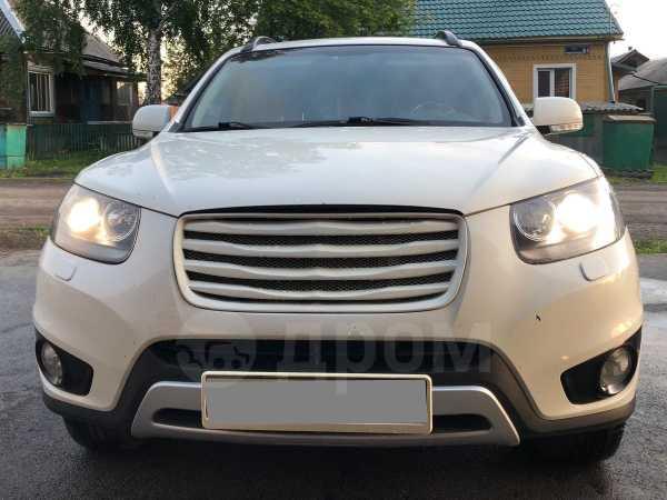 Hyundai Santa Fe, 2011 год, 860 000 руб.