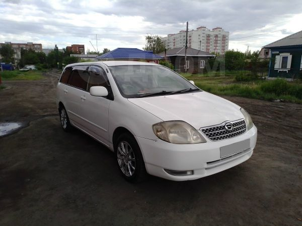 Toyota Corolla Fielder, 2001 год, 225 000 руб.