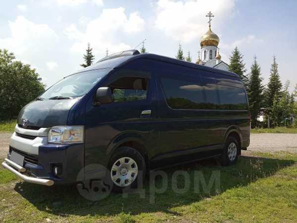 Toyota Hiace, 2014 год, 1 495 500 руб.