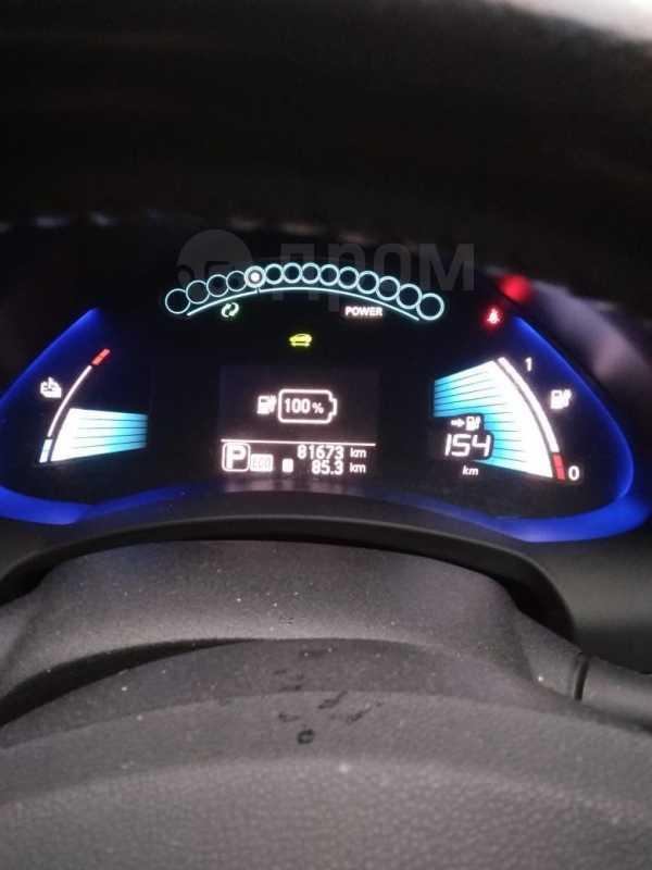 Nissan Leaf, 2015 год, 599 000 руб.