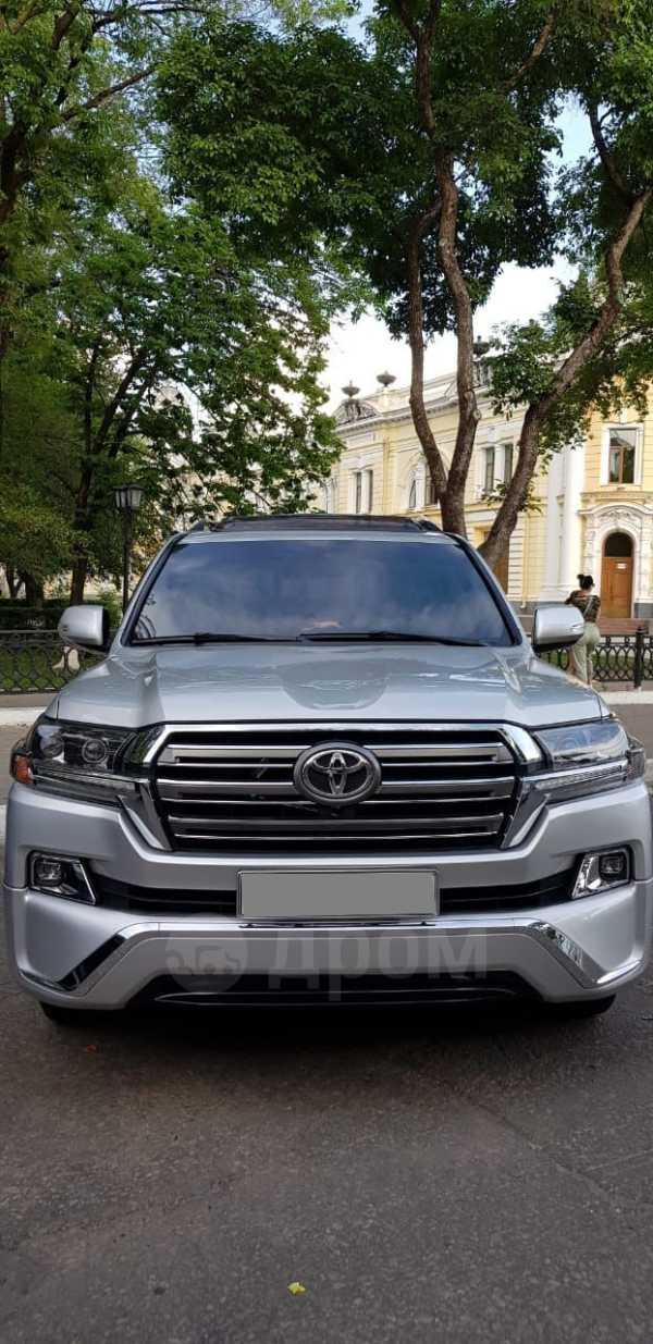 Toyota Land Cruiser, 2007 год, 2 199 000 руб.