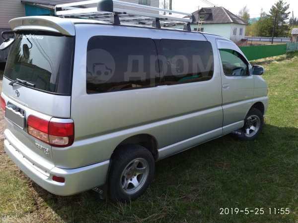 Toyota Hiace Regius, 1999 год, 610 000 руб.