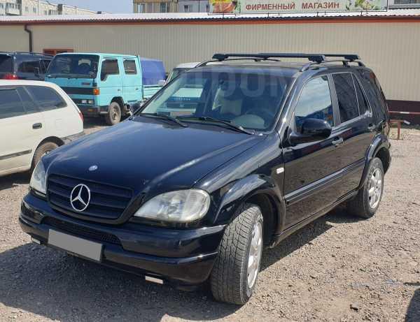 Mercedes-Benz M-Class, 2000 год, 420 000 руб.