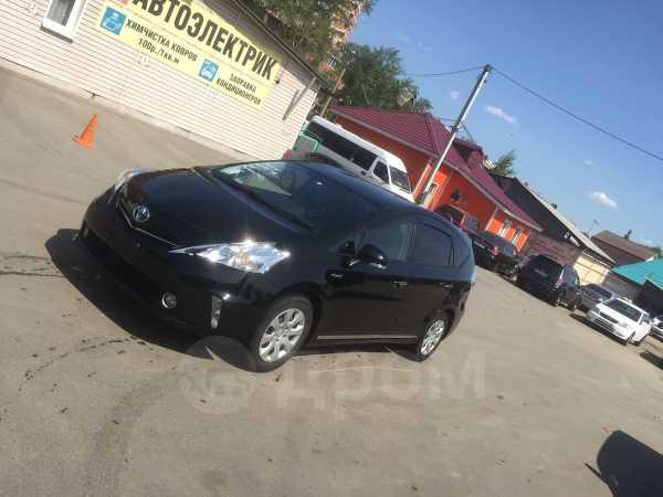 Toyota Prius a, 2014 год, 990 000 руб.
