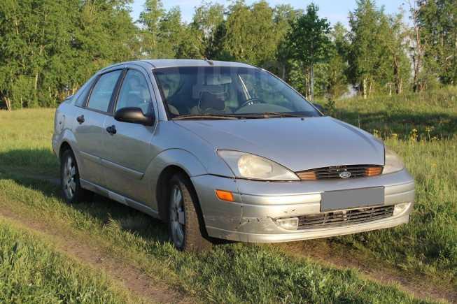 Ford Focus, 2002 год, 149 000 руб.