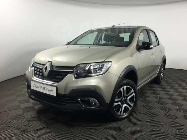 Renault Logan Stepway, 2018 год, 850 946 руб.