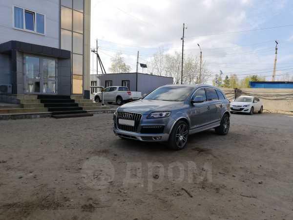 Audi Q7, 2008 год, 1 230 000 руб.