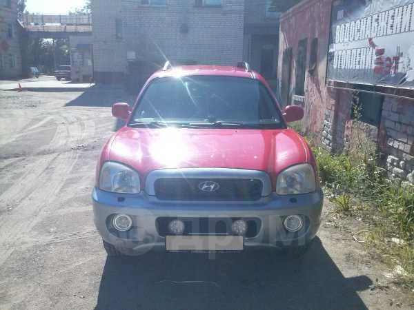 Hyundai Santa Fe, 2003 год, 367 000 руб.