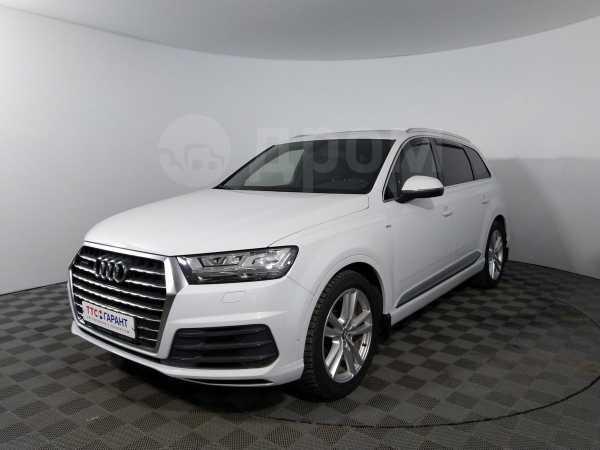 Audi Q7, 2015 год, 2 208 000 руб.