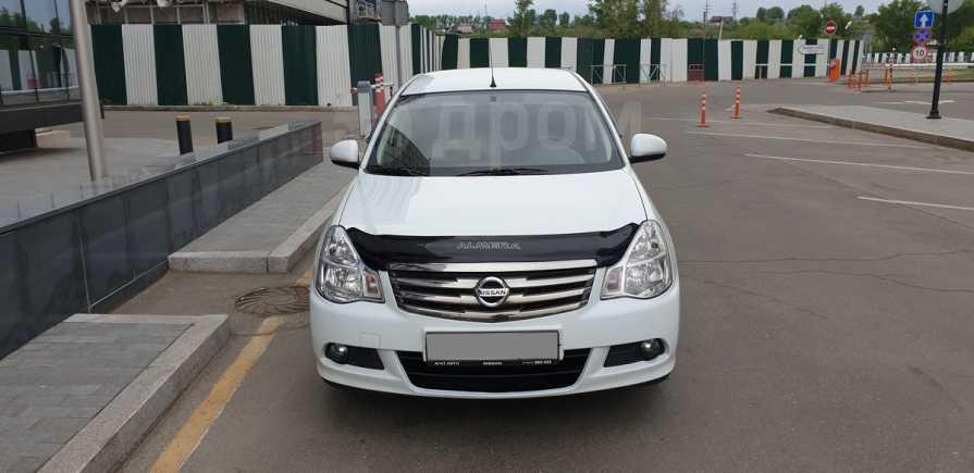 Nissan Almera, 2017 год, 589 000 руб.