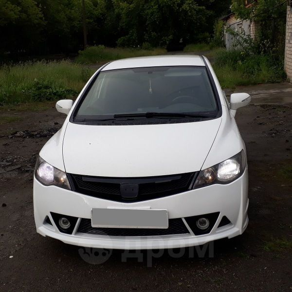 Honda Civic, 2010 год, 655 000 руб.