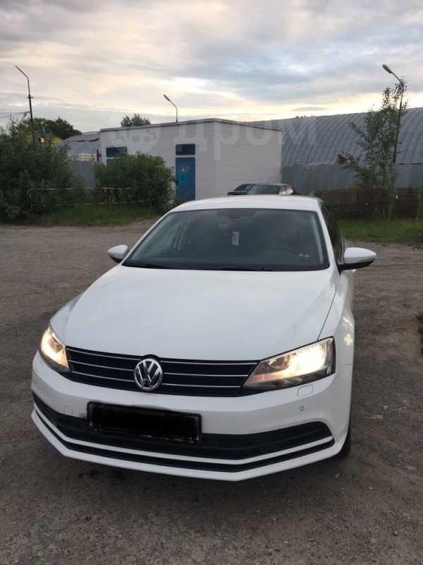 Volkswagen Jetta, 2016 год, 880 000 руб.