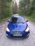 Hyundai Solaris, 2011 год, 475 000 руб.