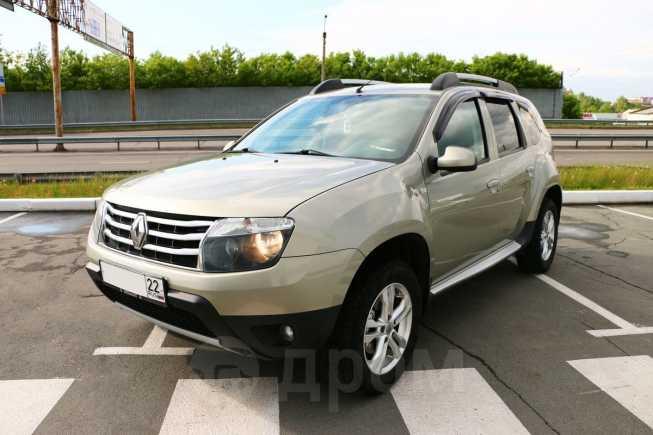 Renault Duster, 2014 год, 657 000 руб.