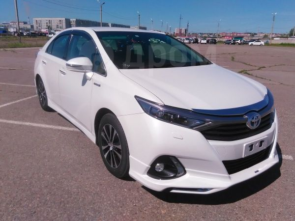 Toyota Sai, 2015 год, 1 340 000 руб.