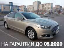 Барнаул Mondeo 2016