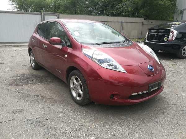 Nissan Leaf, 2011 год, 365 000 руб.