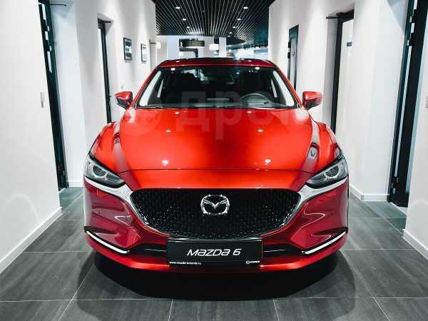 Mazda Mazda6, 2018 год, 1 852 000 руб.