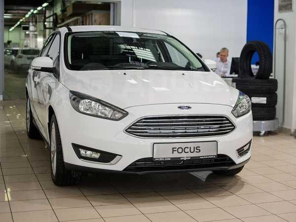 Ford Focus, 2019 год, 1 196 000 руб.