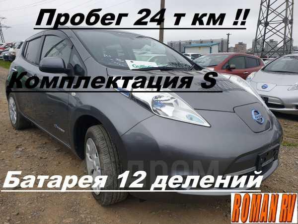 Nissan Leaf, 2015 год, 665 000 руб.