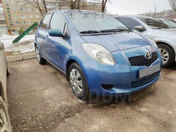 Toyota Yaris, 2006 год, 345 000 руб.