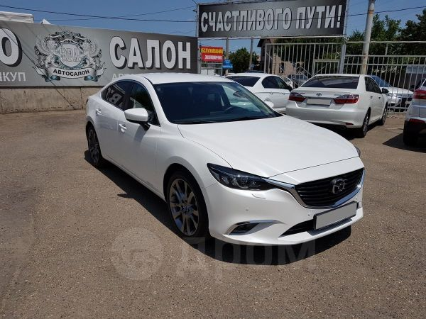 Mazda Mazda6, 2018 год, 1 635 000 руб.