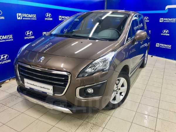 Peugeot 3008, 2016 год, 920 000 руб.