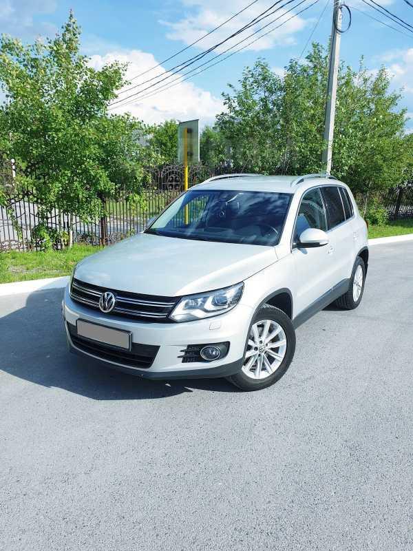 Volkswagen Tiguan, 2014 год, 1 030 000 руб.