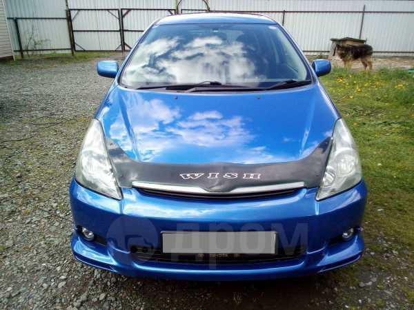 Toyota Wish, 2005 год, 490 000 руб.