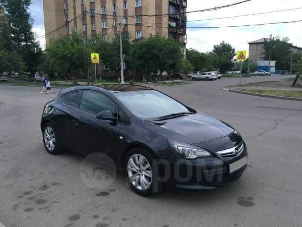 Opel Astra GTC, 2012 год, 290 000 руб.