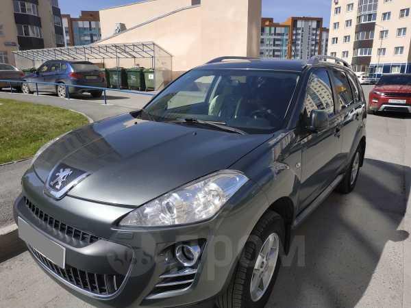 Peugeot 4007, 2008 год, 570 000 руб.