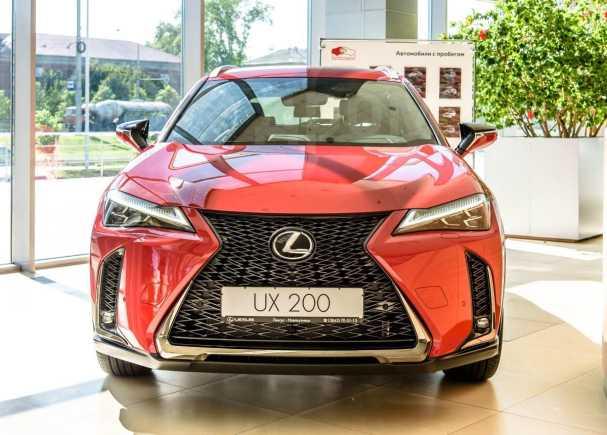 Lexus UX200, 2019 год, 2 369 000 руб.