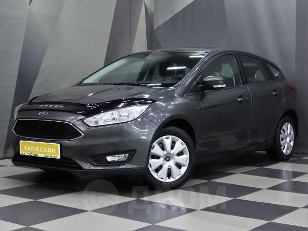 Ford Focus, 2016 год, 667 000 руб.