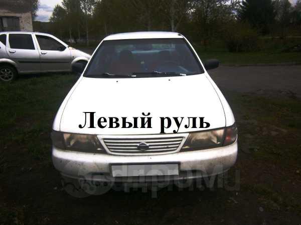 Nissan Sunny, 1994 год, 80 000 руб.
