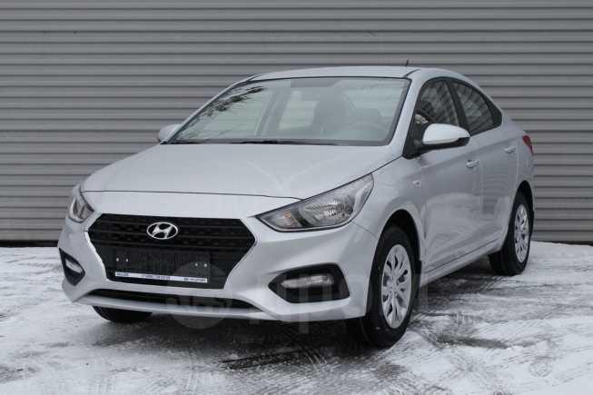 Hyundai Solaris, 2019 год, 891 000 руб.