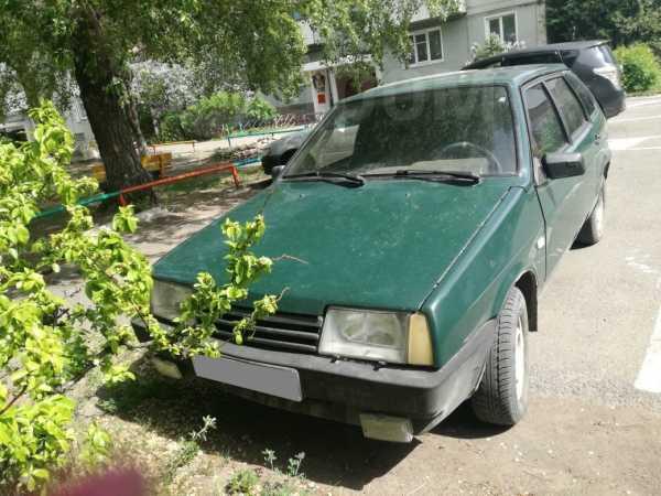 Лада 2109, 1999 год, 35 000 руб.