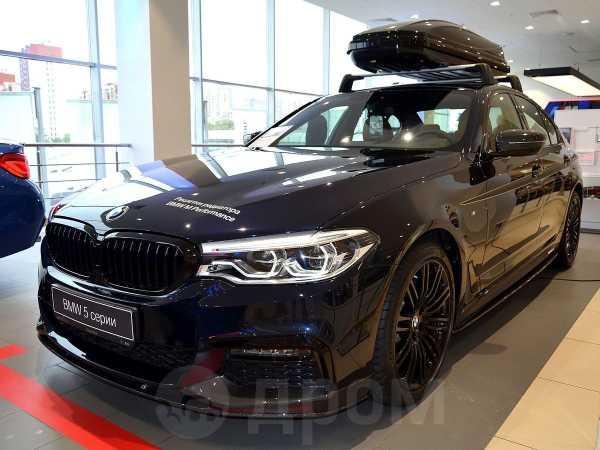BMW 5-Series, 2019 год, 4 015 600 руб.