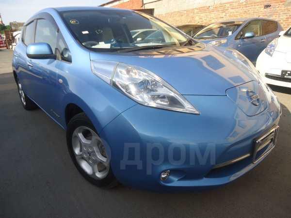 Nissan Leaf, 2011 год, 535 000 руб.