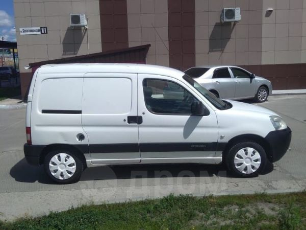 Citroen Berlingo, 2007 год, 195 000 руб.