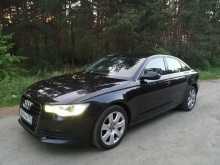 Челябинск Audi A6 2012
