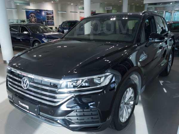 Volkswagen Touareg, 2019 год, 4 881 000 руб.