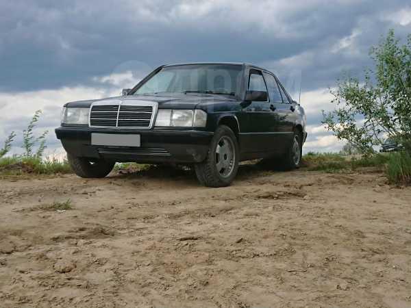 Mercedes-Benz 190, 1990 год, 125 000 руб.