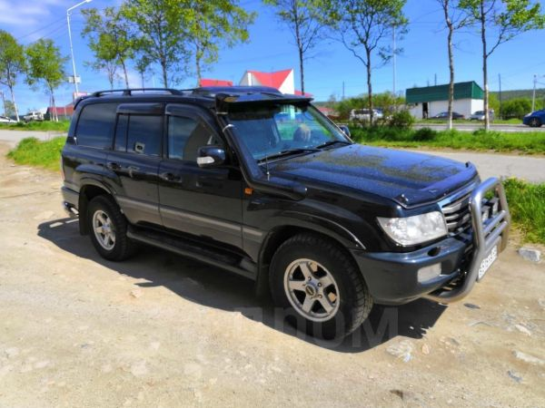 Toyota Land Cruiser, 2006 год, 1 500 000 руб.